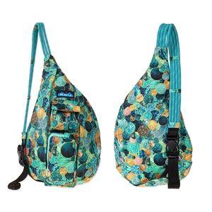 NWT Kavu Rope Sling Shoulder Bag